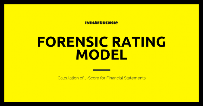 Forensic Rating Model