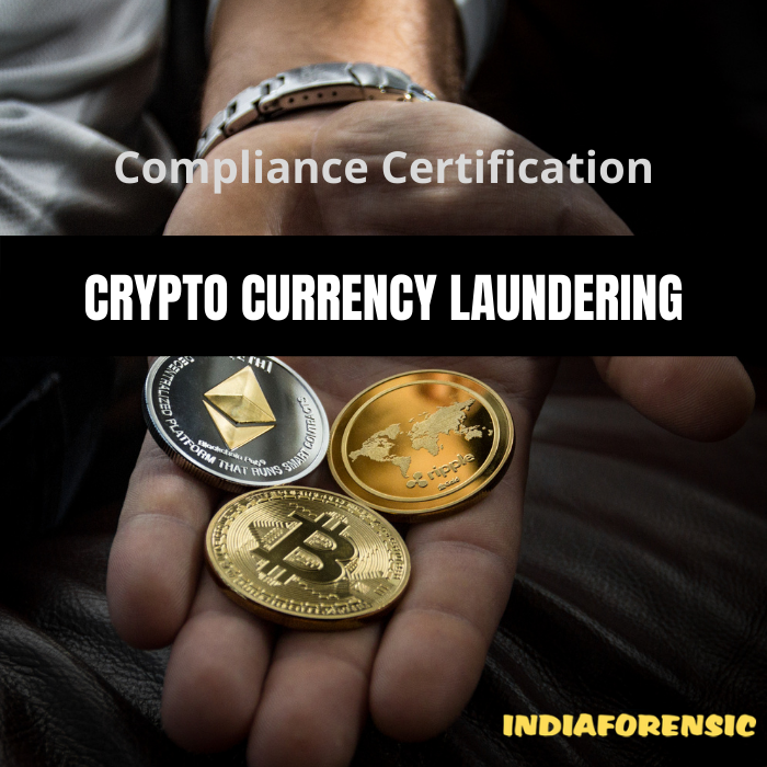 crypto currency laundering